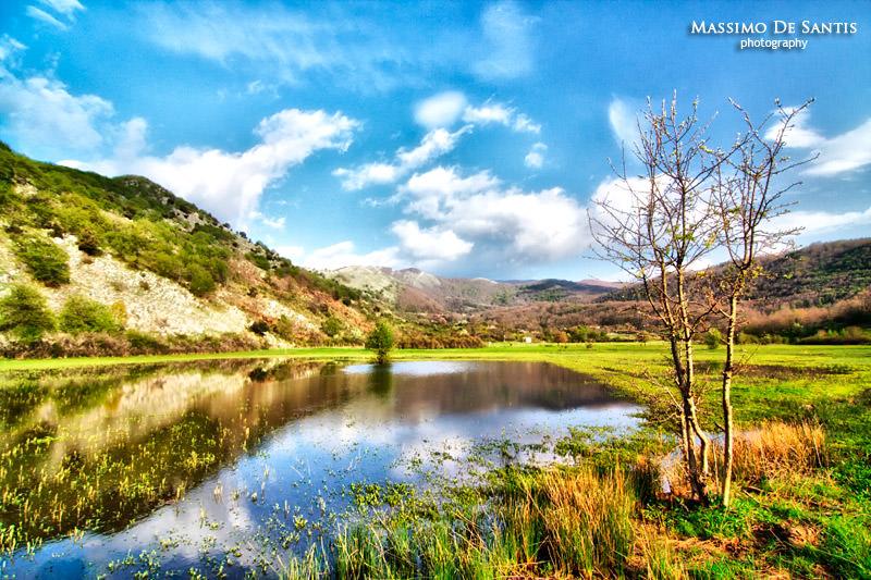 Lago di Cervatello – Piaggine