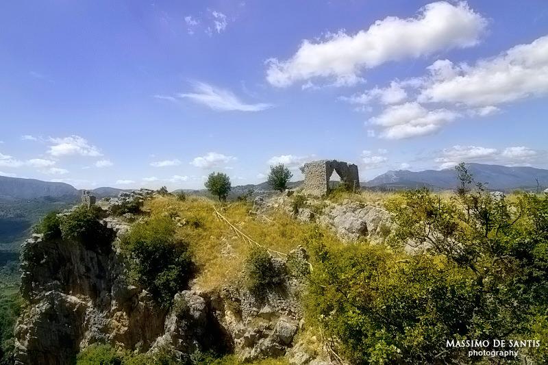 Resti dell'età longobarda – Sacco Vecchia (SA)