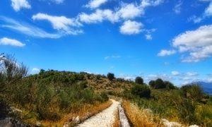 sentiero sacco vecchia cilento
