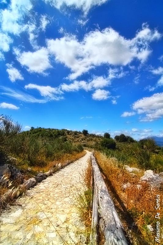 Sentiero per Sacco Vecchia – Sacco (SA)