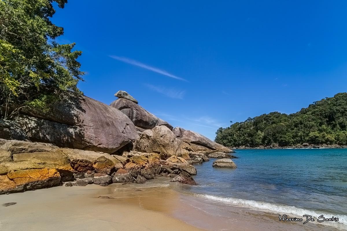 Praia do Caxadaço – Ilha Grande